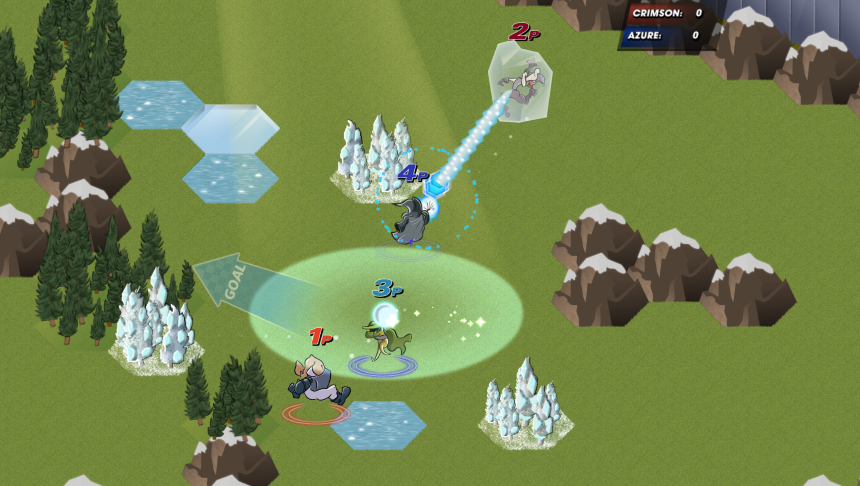 Crystal Brawl Screenshot 4